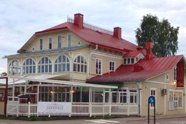 Ellashandkraft - Järnvägs i Ljusdal som jag var med och grundade